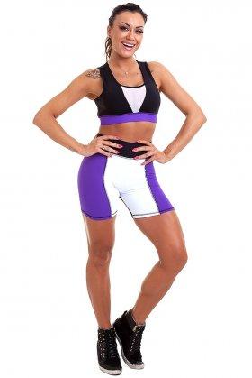 shorts-lavinia-garotafit-sh462f Garotafit Fashion Fitness e Praia