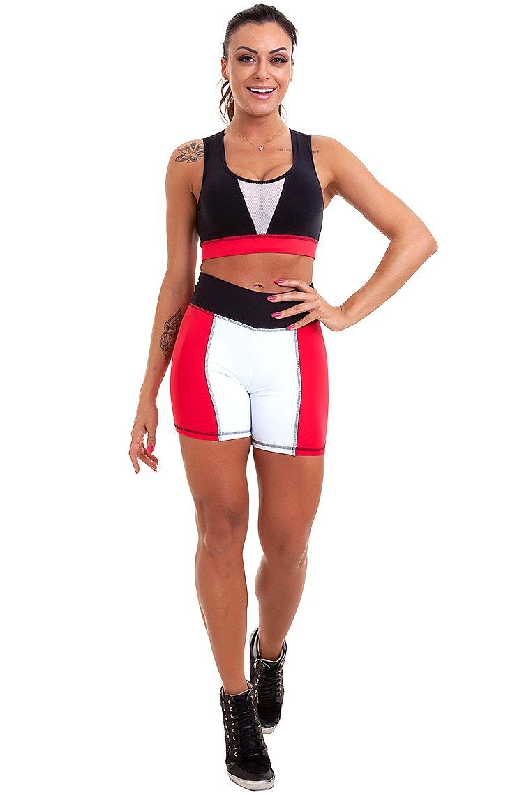 Garota Fit Shorts Lavinia SH462G
