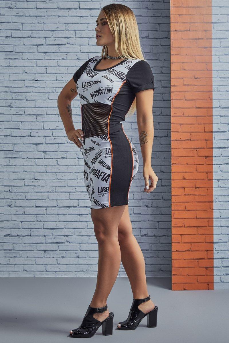 Labellamafia Vestido Labellamafia MVT14956