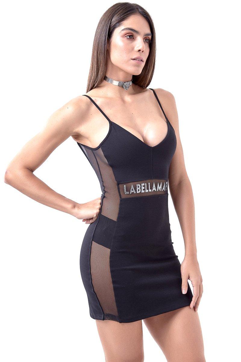 Labellamafia Vestido Labellamafia MVT14938