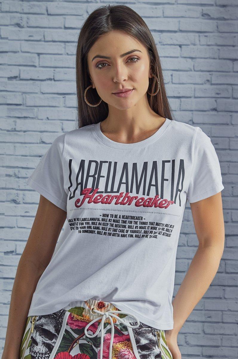 Labellamafia Blusa Labellamafia MBL14904