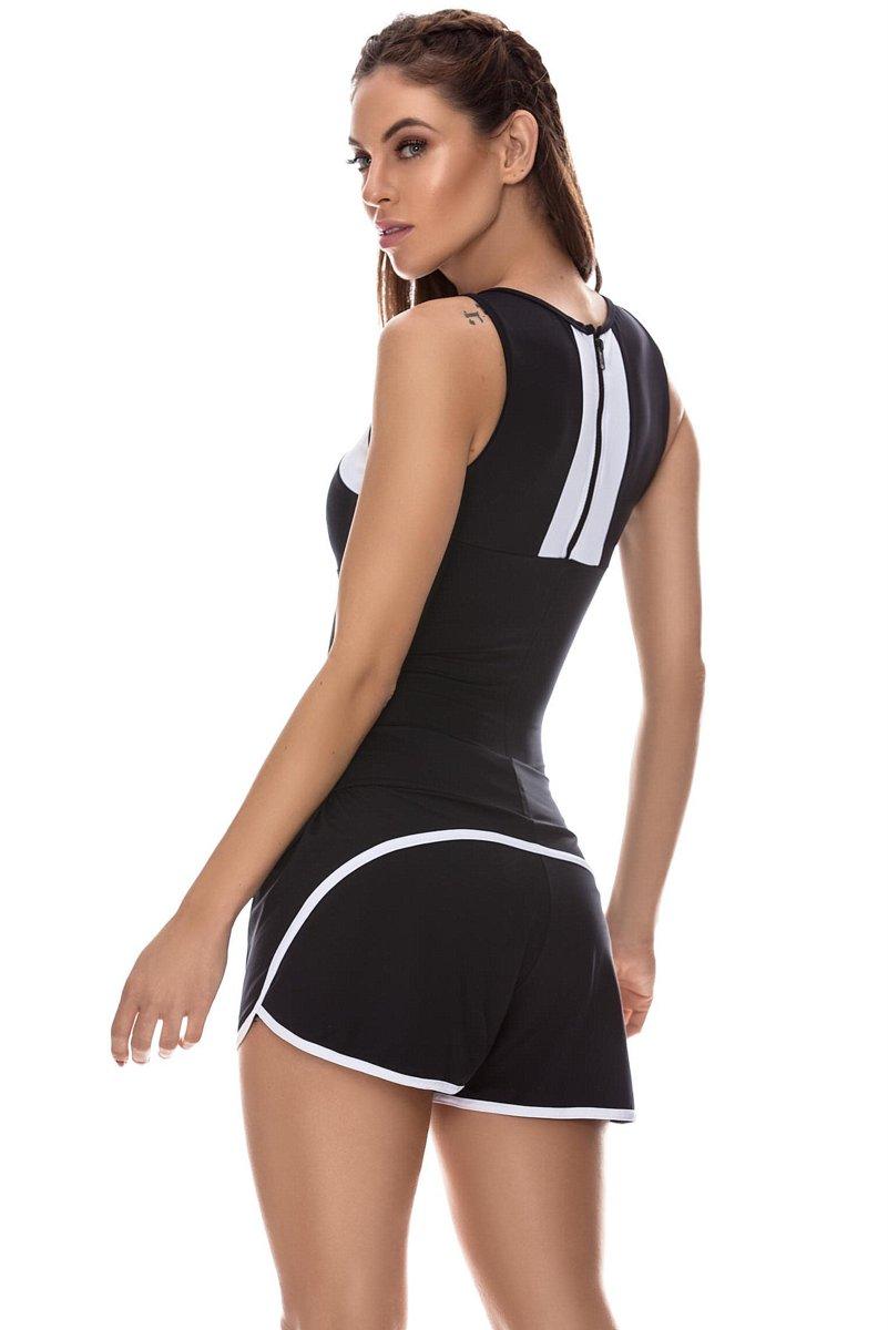 Canoan Shorts Action Preta 01257