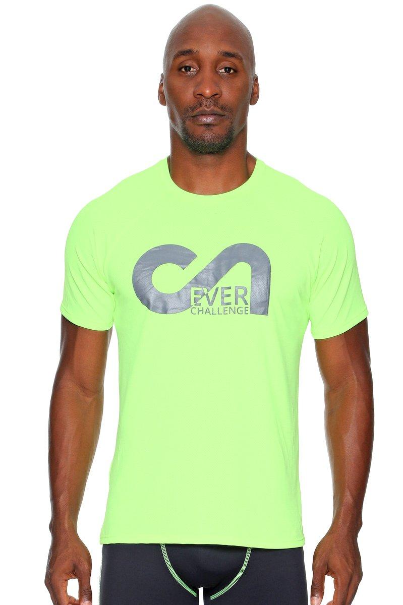 Canoan Camiseta Ever Chalenge Limão 72010