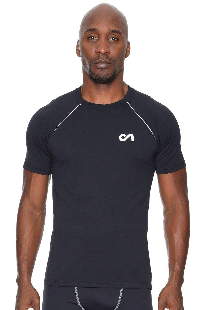 Canoan Camiseta Key Preta 72012