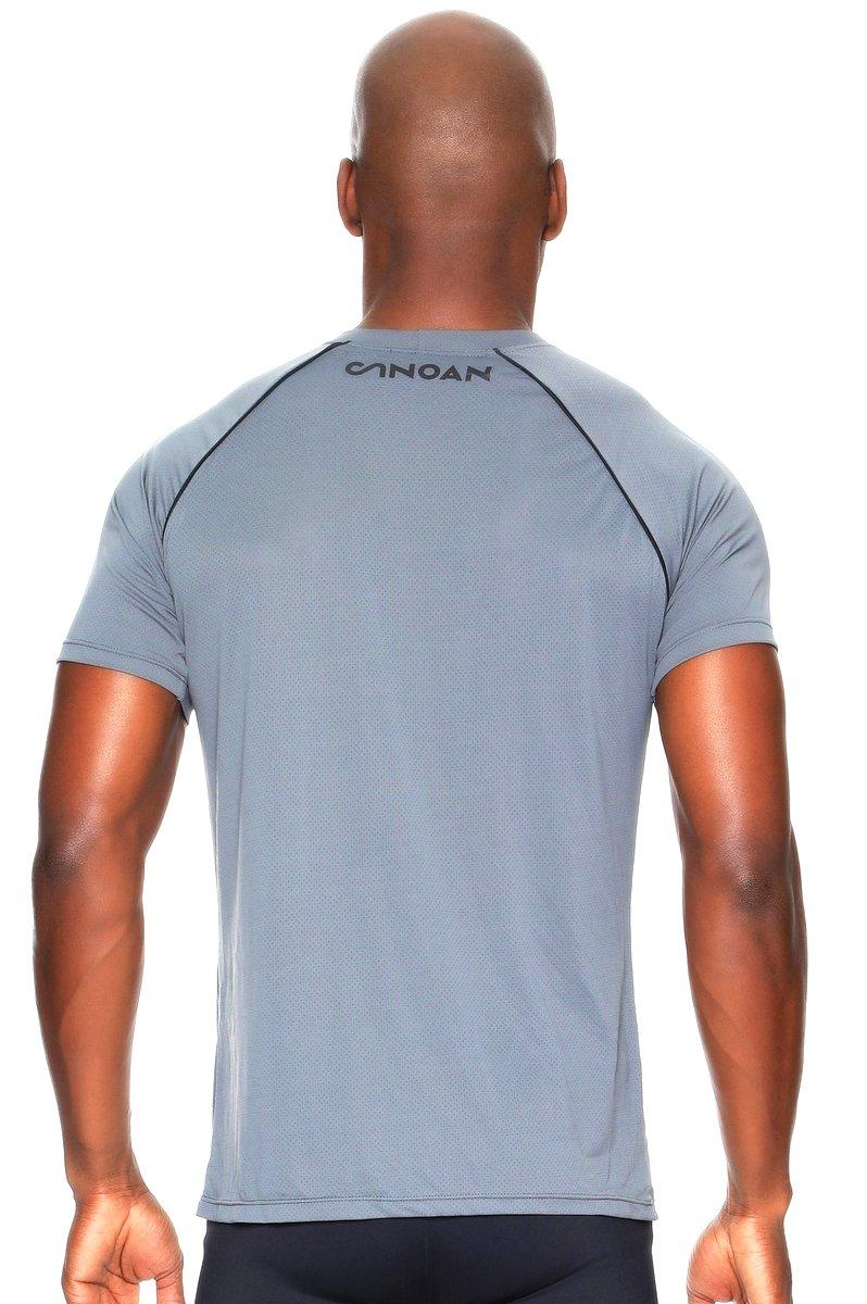 Canoan Camiseta Key Cinza 72013