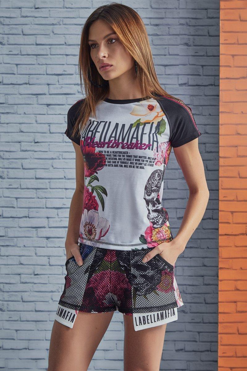 Labellamafia Labellamafia Shorts MSH14977