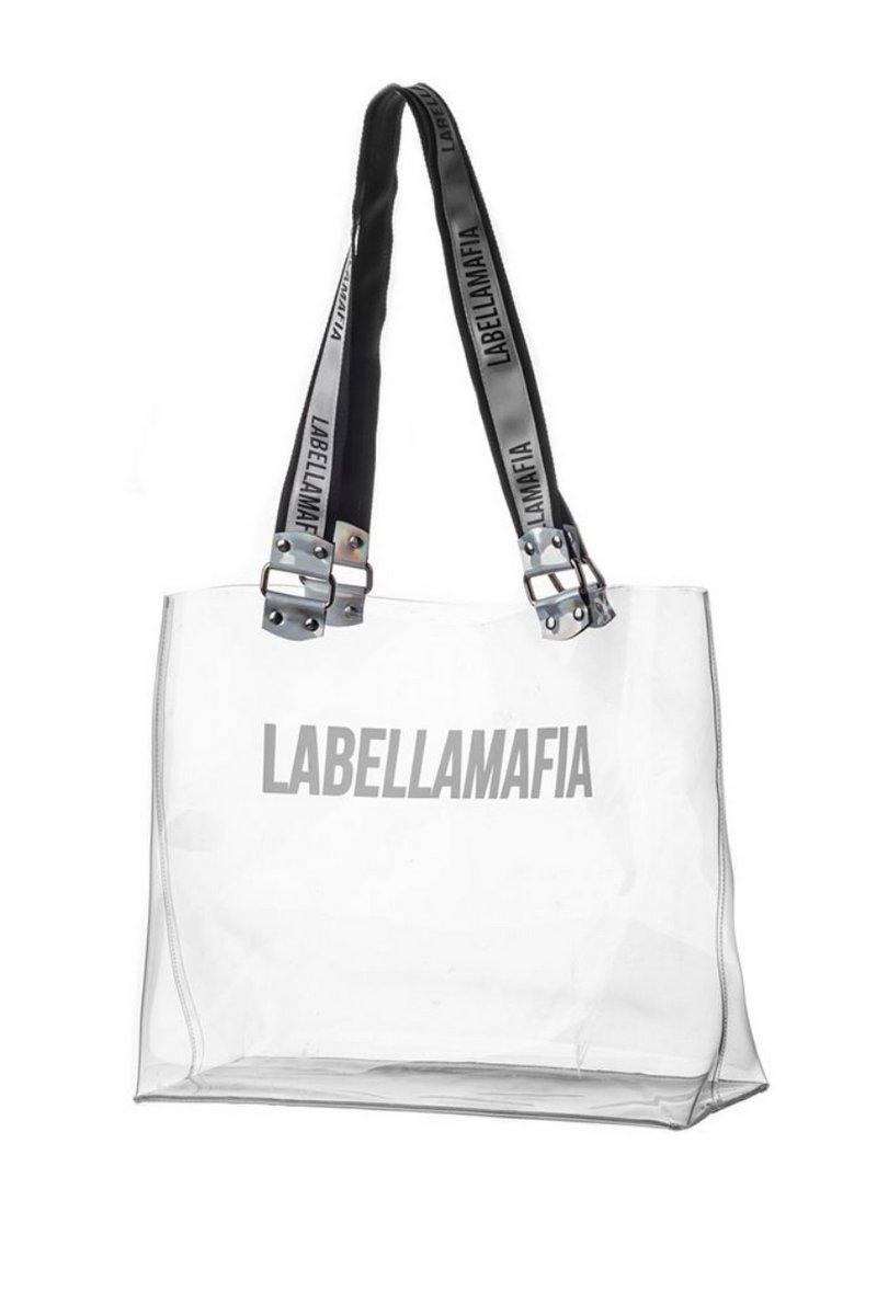 Labellamafia Holographic Labellamafia Hand Bag BO31081