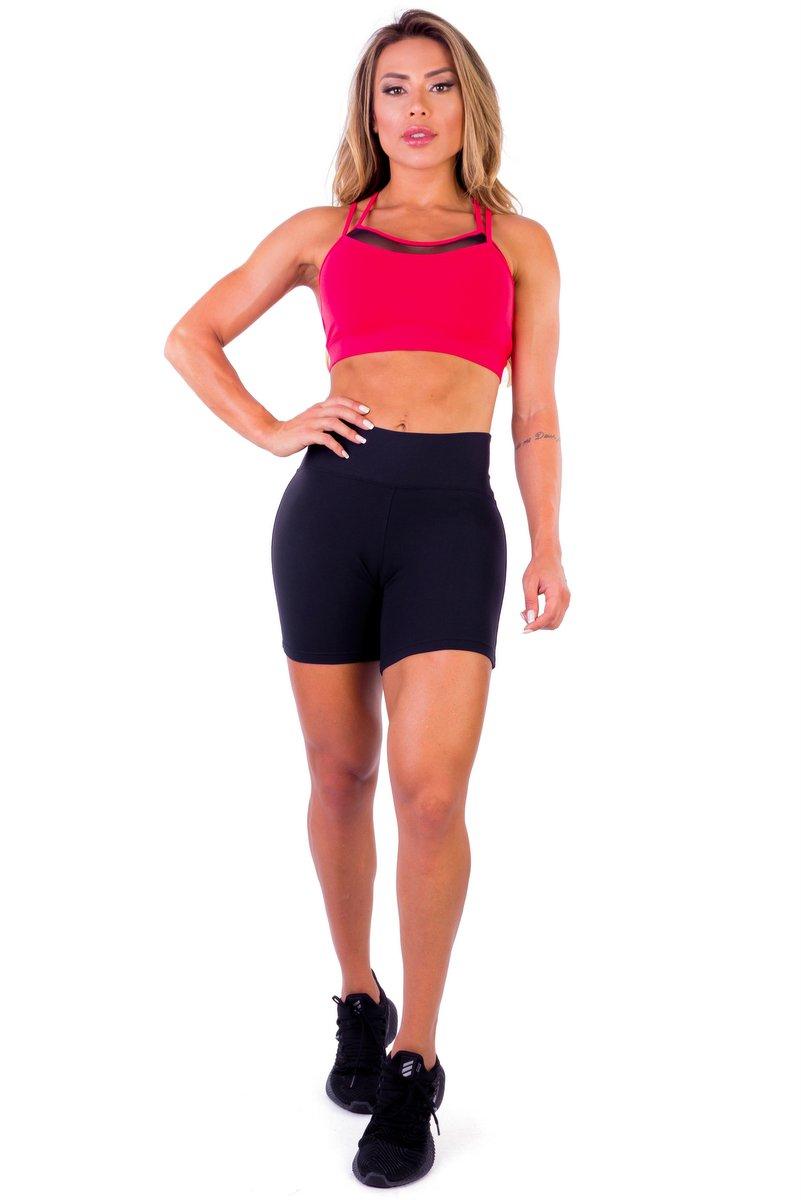 Garota Fit Florida Shorts SH464V