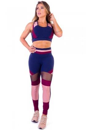 calca-atlanta-garotafit-fus221lm Garotafit Fashion Fitness e Praia