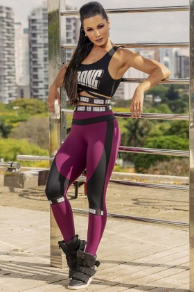Legging Downtown Sidewalk - Hipkini 3336800 Hipkini Fitness e Praia