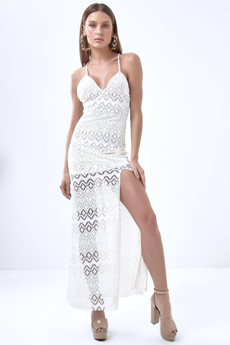 Labellamafia Vestido Longo Labellamafia MVT16035