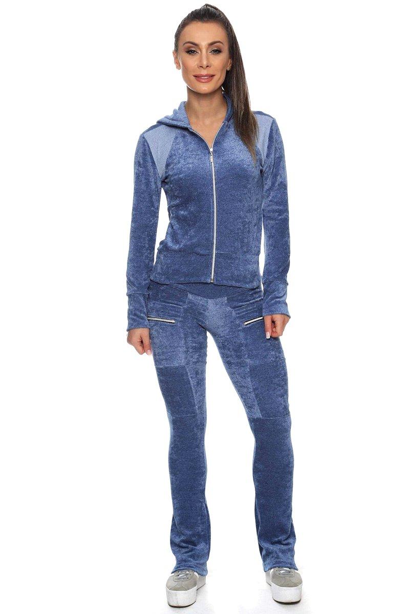 Canoan Blue Bold Pants 32061