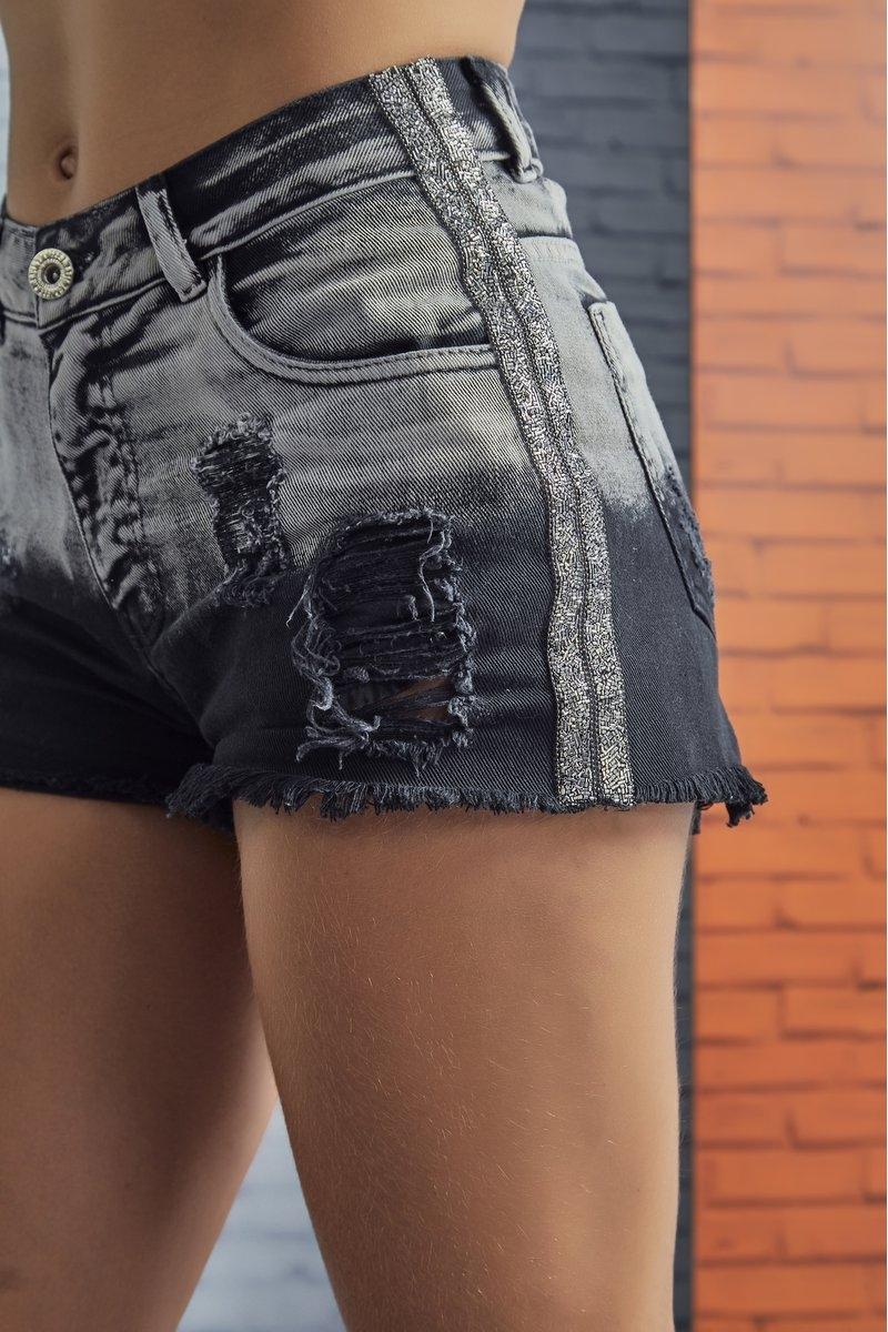 Labellamafia Shorts Jeans Labellamafia SHJ613