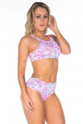 bikini-sincerity-borbo-pink-argola-pereque-garota-fit-pbi05b Garota Fit Fashion Fitness e Praia