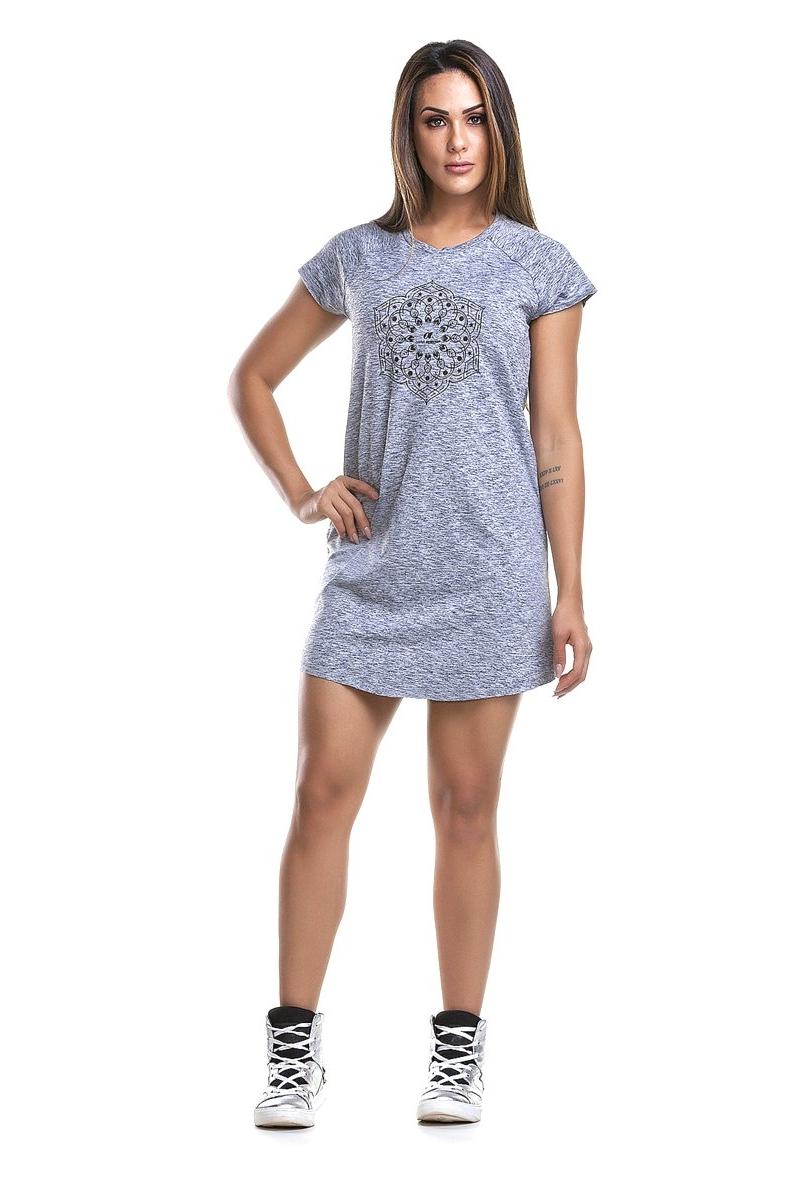 Zero Açucar Dress Wind Mix 180080