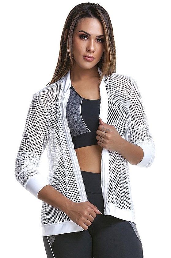 Zero Açucar White Diamond Jacket 160170