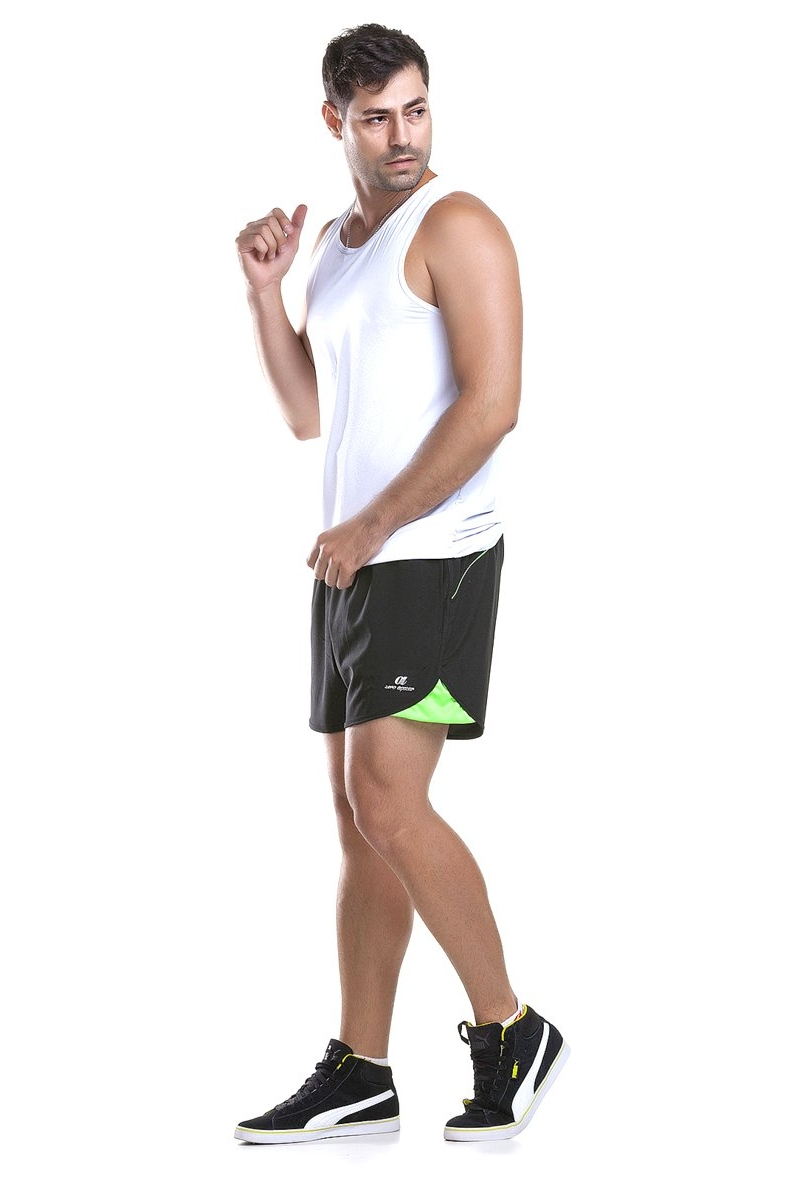 Zero Açucar Shorts Race Preto 111016