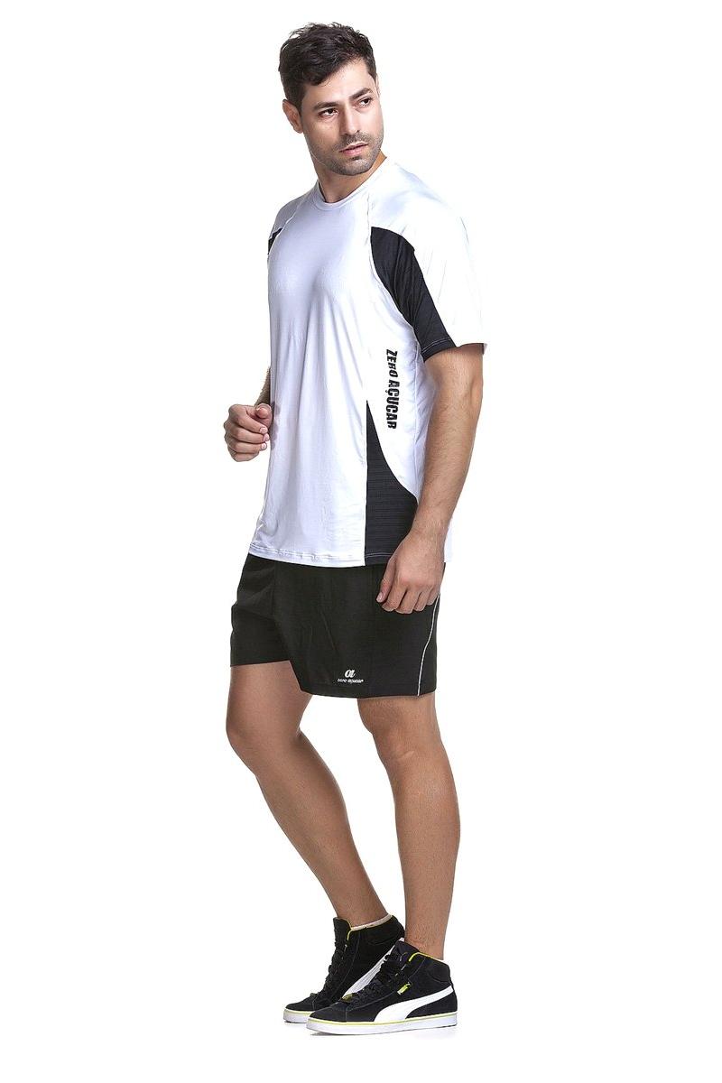 Zero Açucar Shorts Reflective Preto 111017
