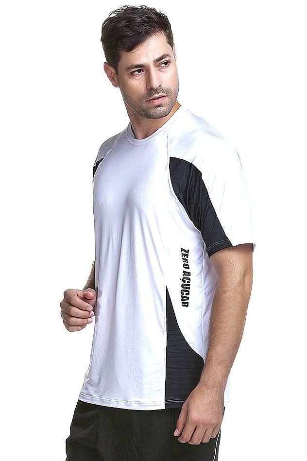 Zero Açucar White Perspire T-Shirt 161067