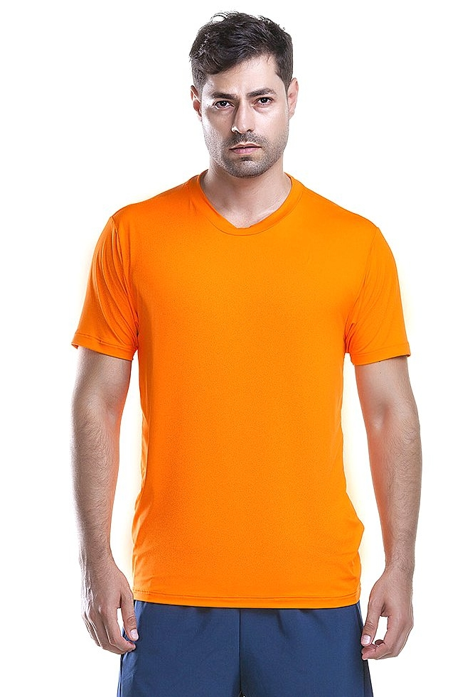 Zero Açucar Basic Orange T-Shirt 161071
