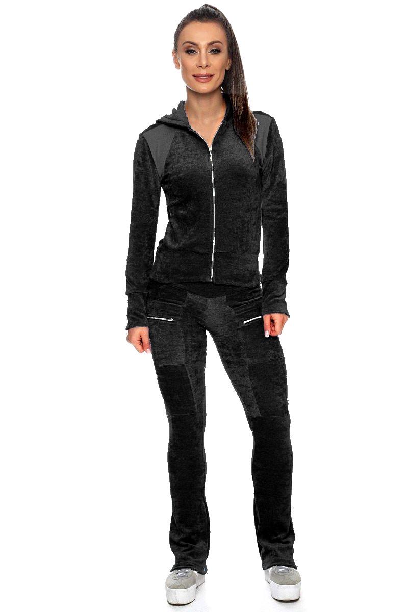 Canoan Black Bold Pants 32063