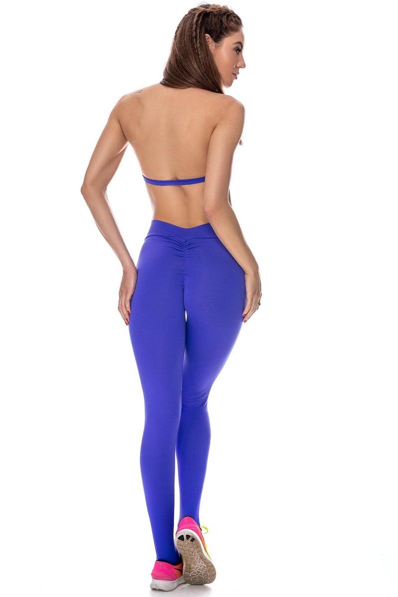 Canoan Pants Legging Comfort Royal Blue 11127