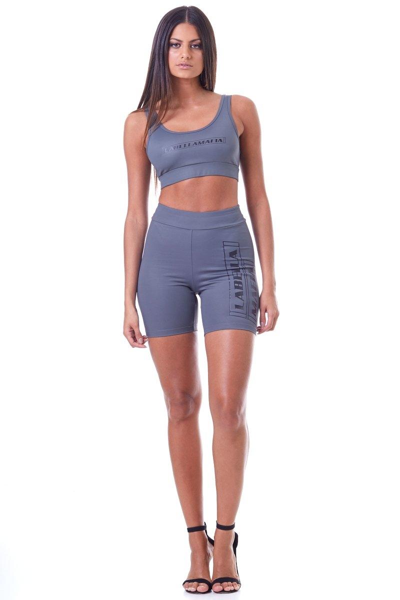 Labellamafia Conjunto Fitness Labellamafia  CCJ37132