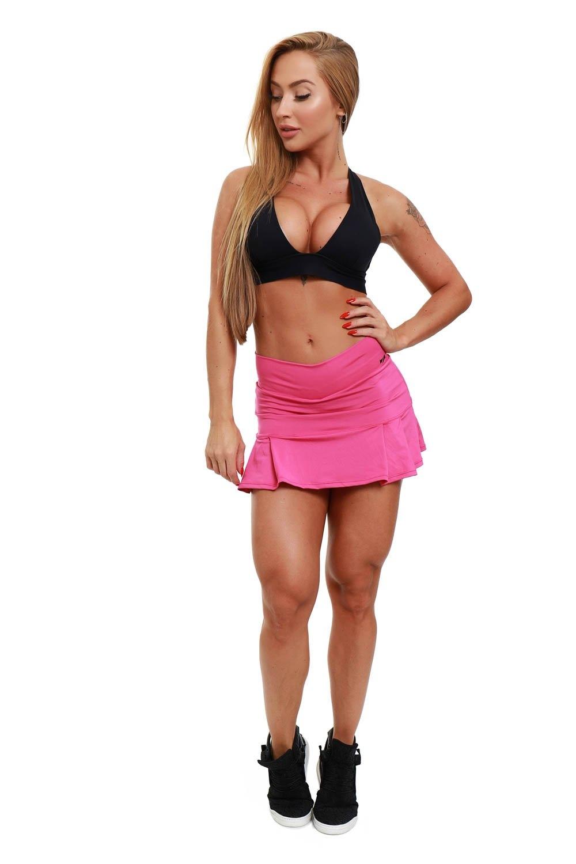 ZNG Short Saia Mali Pink SHO61L14