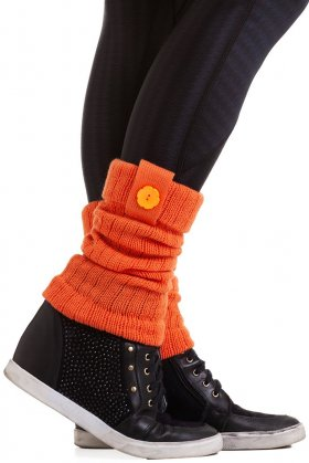 fitness-gaiter-orange-wool-garota-fit-pol01q Garota Fit Fashion Fitness e Praia