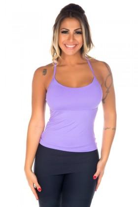 regata-quadrada-lilas-garota-fit-blq01n Garota Fit Fashion Fitness e Praia