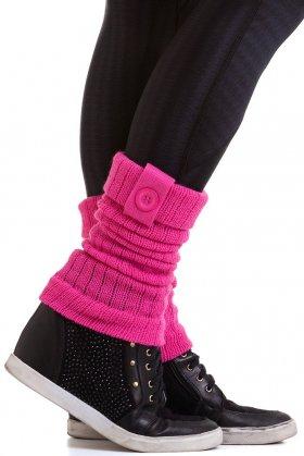 fitness-gaiter-wool-pink-garota-fit-pol01n Garota Fit Fashion Fitness e Praia