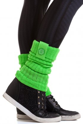 fitness-gaiter-green-wool-citrus-garota-fit-pol01l- Garota Fit Fashion Fitness e Praia