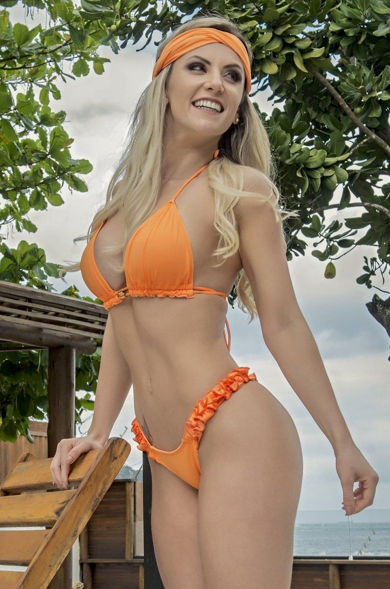 Santa Areia Biquini Secret Orange 403LJ
