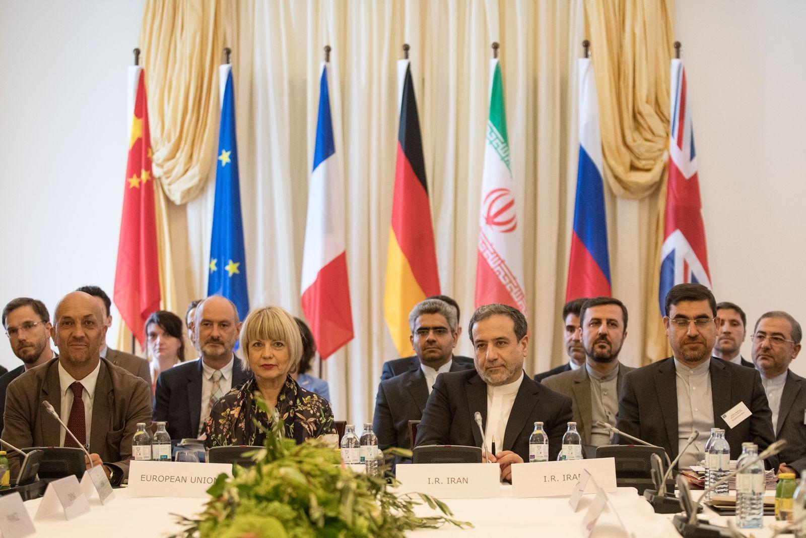 AFP-อิหร่านคุยภาคี 5 ประเทศเดินหน้ารื้อฟื้นข้อตกลงนิวเคลียร์ 2015 ยุติปัญหายึดเรือ-อับบาส อารักชี.jpg