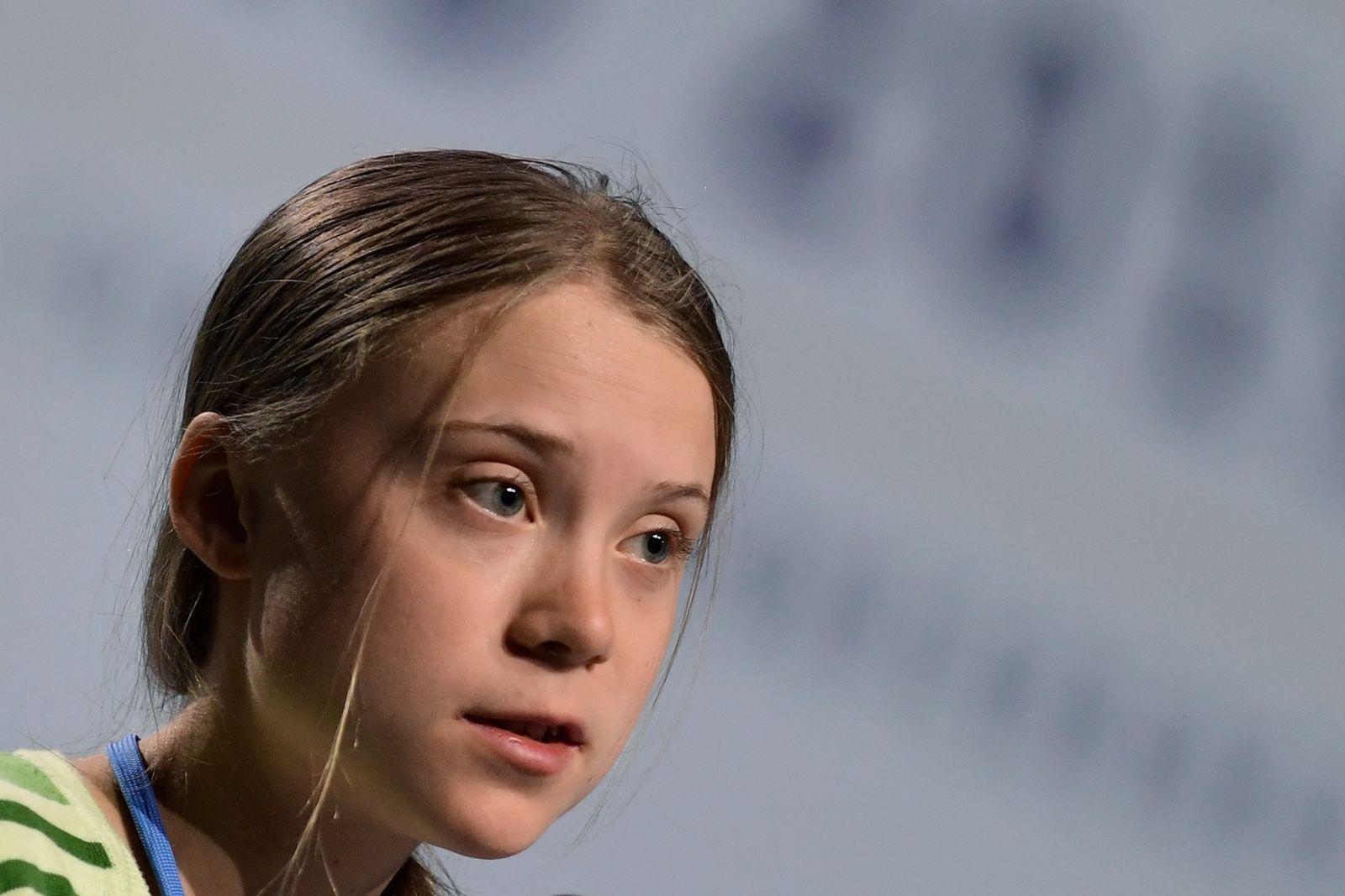 AFP - Greta