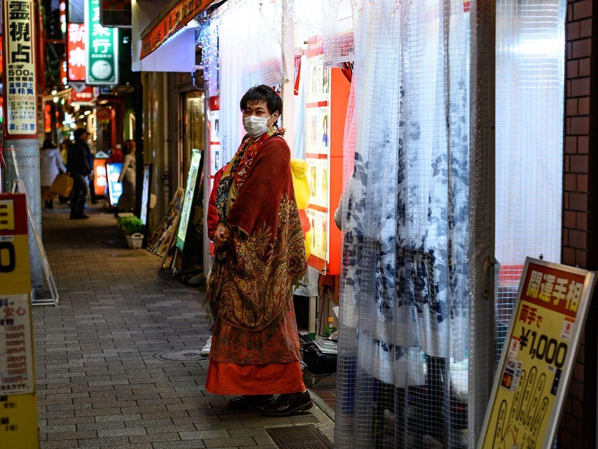 AFP ญี่ปุ่น-โควิด-ไวรัส-โคโรนา-ท่องเที่ยว