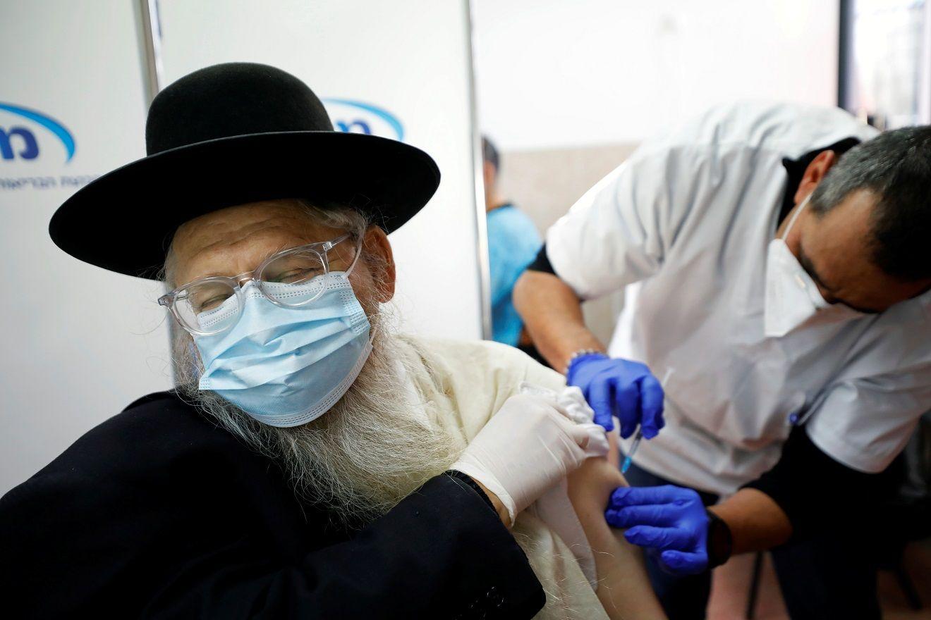 อิสราเอล-วัคซีน