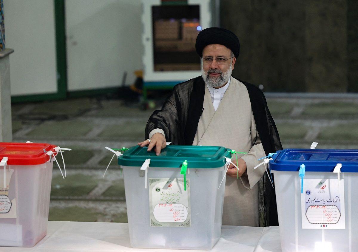อิหร่าน เลือกตั้ง