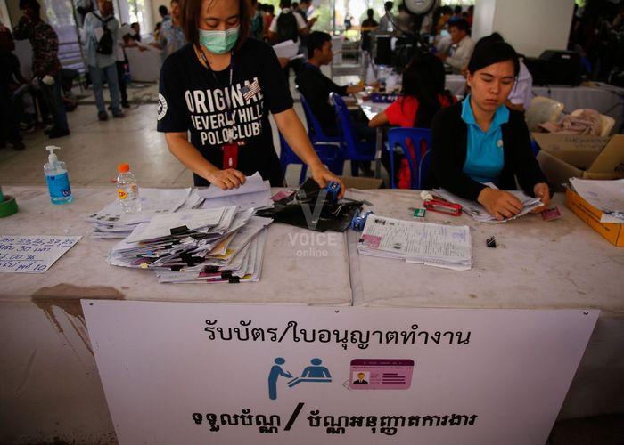 ต่อเวลาแรงงาน 'กัมพูชา-ลาว-เมียนมา' 7.14 แสนคน อยู่ไทยถึง 31 มี.ค. 2565