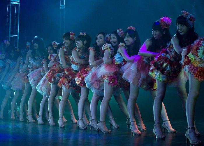 AKB48 คัมแบ็คเยือนเมืองไทย ครั้งที่ 4