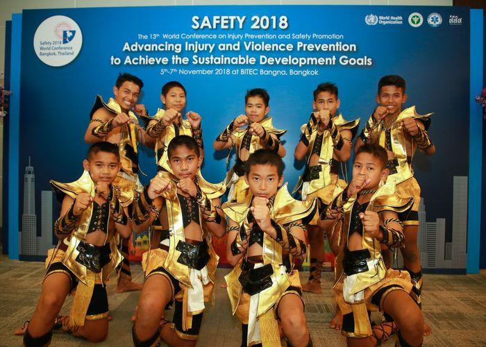 ดัน กม. ปกป้อง 'สมองเด็กไทย'ยุติการหาเงินจาก 'มวยเด็ก'