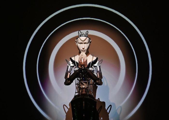 วัดในเกียวโตสร้าง 'หุ่นยนต์นักบวช' หวังสืบทอดศาสนาแทนมนุษย์