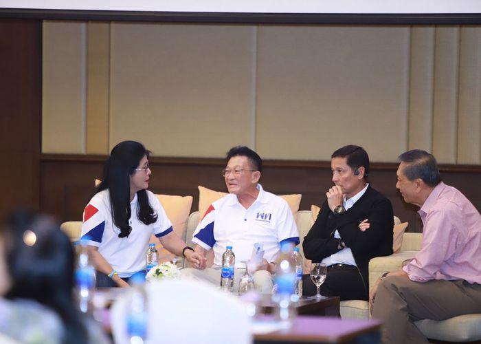'เพื่อไทย' ดับข่าวพรรคแตก เผยตัวชิง 'ผู้ว่าฯ กทม.' ยังไม่ชัด