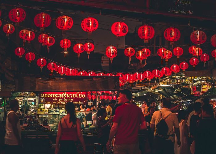 #TimeMachine 'จับกัง-ดีงู-สินค้าจีนแดง' พบเห็นได้ที่ 'เยาวราช' เมื่อ 4 ทศวรรษก่อน