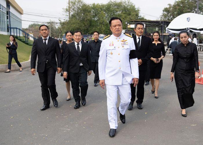 'อนุทิน' ยกย่อง'ปู่ชัย' ยึดหลักเมตตาแก้ปัญหาการเมือง ชี้สูญเสียครั้งใหญ่ของการเมืองไทย
