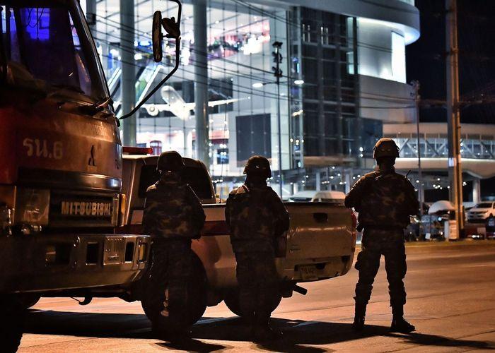 ทั่วโลกเสี่ยง 'การรบในเมือง' และ 'ค่ายทหาร' ไม่ได้ปลอดภัยอย่างที่คิด