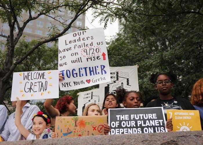 เด็กนักเคลื่อนไหว พลังยิ่งใหญ่ที่สหประชาชาติยกย่อง