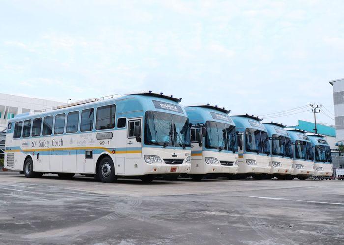 นครชัยแอร์ ประกาศหยุดเดินรถขนส่งผู้โดยสารทุกเส้นทางจนกว่าจะยกเลิกสถานการณ์ฉุกเฉิน