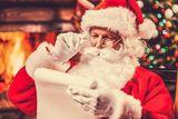 Dear Santa image