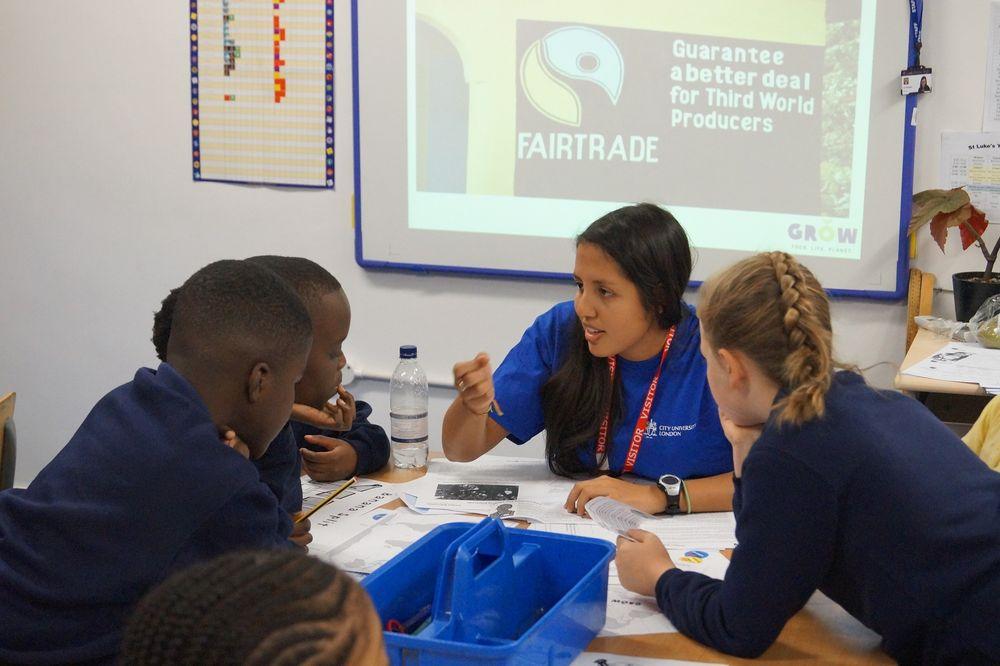 Fairtrade workshop